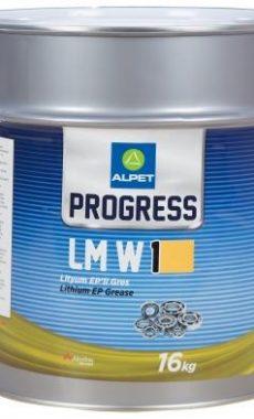 אלפט גריז פרוגרס LMW 1